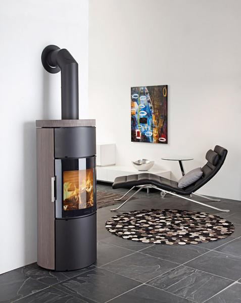 kaminofen von blesch aus assamstadt. Black Bedroom Furniture Sets. Home Design Ideas
